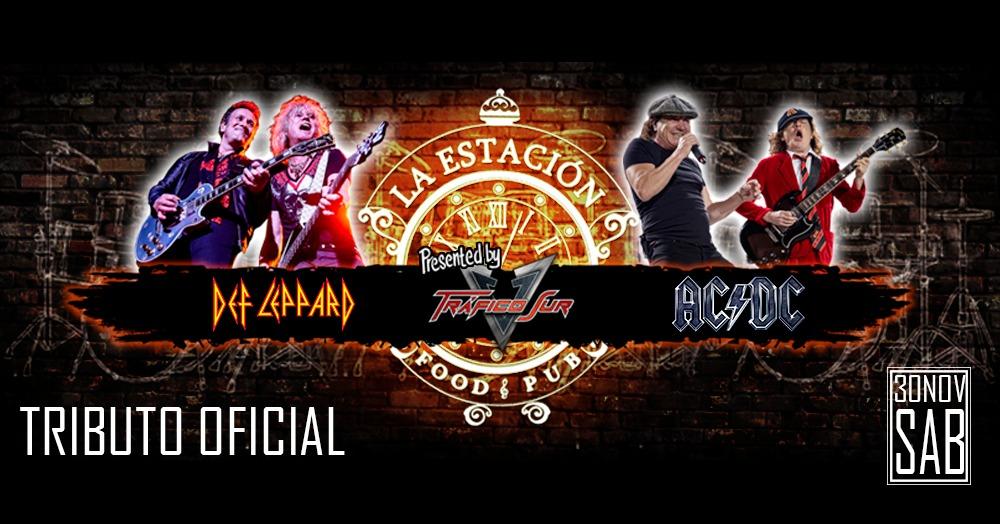 Show Especial -Tributo Def Leppard y AC/DC